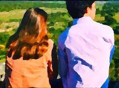 """""""IN MEMORIAM"""" DE UNA PAREJA JOVEN // Leemos hoy la noticia estremecidos por la muerte de dos adolescentes que eran también compañeros del colegio de nuestra hornada de viejos veteranos. Mismas aulas y patios, misma mensa, misma capilla al rezo del rosario, misma ilusión para estrenar la vida prometedora y estando enamorados. Ambos tenían tan sólo 17 y celebraban el terminar exámenes…el desgraciadoaccidente…—…"""