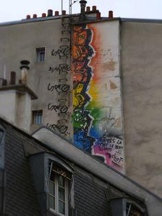 ©Vincent Brun Paris 11em Bastille, Graffiti, Street Art, Have A Nice Trip, Oise, City Art, Adventure, Walls, Bon Voyage