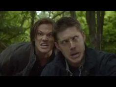 "Supernatural - Season 6 Gag Reel ""Bloopers"" - FUNNY!"