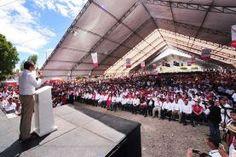 -Subraya que el tricolor también hará coaliciones con los partidos políticos afines -Resalta que seguirá trabajando con el gobernador Manuel...