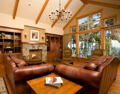 Westmark Construction is Vancouver Island's leading custom home builders for luxury new homes & large scale renovations. Let's talk about your dream home! Home Builders, Home, Residential, Custom Homes, Furniture, Interior, New Homes, Chic Living, Interior Spaces