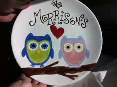 Painted pottery Pottery Painting, Ceramic Painting, Painted Pottery, Pottery Place, Pottery Barn, Cute Crafts, Crafts To Do, Pottery Patterns, Pottery Ideas