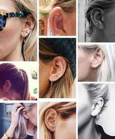 Mamá, quiero hacerme un piercing en la oreja