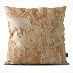 """OSB"" pillow by How Are You"