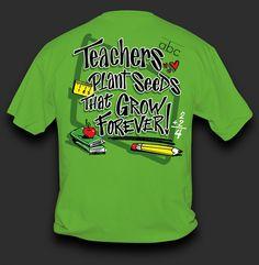 Teacher - Lime