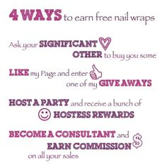 You can get 4 applications from a single sheet of Jamberry Nail Wraps!  Order yours today