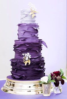 Wedding cake idea; Featured Photographer: Fiona Kelly, Featured Cake: Cakes by Krishanthi
