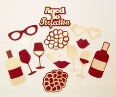 Best Vintage Yet Wine Party Planning, Ideas & Supplies >> Photo Booth Props Wine Lovers Aged To Perfection Party