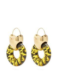 Hush Tire earrings  | Ellery | MATCHESFASHION.COM