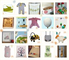 Gift ideas for Babies only  BKids' Gift Guide 2008