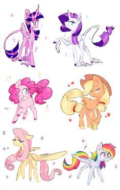Dessin My Little Pony, My Little Pony Drawing, Mlp My Little Pony, My Little Pony Friendship, Pretty Art, Cute Art, Raimbow Dash, Little Poni, Mlp Fan Art
