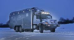 Expedition Truck Based On Mercedes Platform