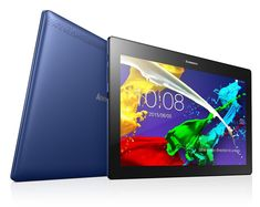 Lenovo Tab 2 A10, 10 inch Tablet 16GB (Navy Blue) Tablet Reviews, Cell Phone Reviews, Android Wifi, 10 Inch Tablet, Phone Plans, 2gb Ram, Tempered Glass Screen Protector, Film, Midnight Blue