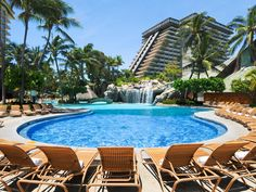 Fairmont Princess, outdoor pool, Acapulco, Mexico : Mexico's Hottest Resorts : TravelChannel.com