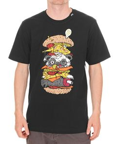 LRG: Wildlife Burger Tee