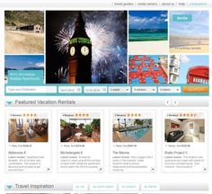 PR5!8 Years old Holiday & Hotel Online Booking Marketplace with 60,000+ rental listings  http://www.bizbroker24.com