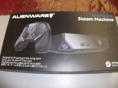 Alienware Steam Machine ASM100-980 i3 3.2ghz 4gb Ram 1tb HD With Windows 10