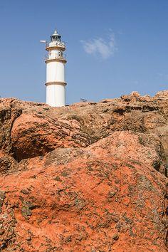 Faro de Cabo de las Salinasisla deMallorca Islas Baleares España 39.265159, 3.053723   Net Alf, via 500px