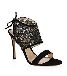 View the Hassium Lace Sandal