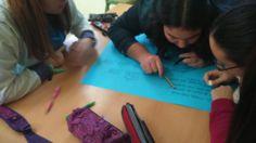 Trabajo de nuestros alumnos de Proyecto Integrado