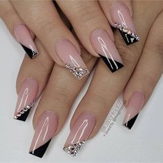 Best Acrylic Nails, Acrylic Nail Designs, Acrylic Art, Simple Nail Art Designs, Best Nail Art Designs, Beautiful Nail Designs, Beautiful Nail Art, New Year's Nails, Gel Nails