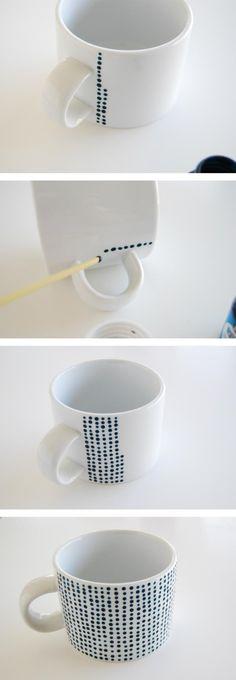DIY DOts Mug