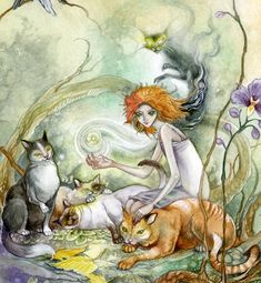 Queen of the Cats - Stephanie Pui-Mun Law