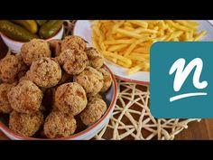 Sült krumpli és fasírt forrólevegős sütőben készítve recept | Nosalty - YouTube Muffin, Breakfast, Ethnic Recipes, Youtube, Food, Morning Coffee, Essen, Muffins, Meals