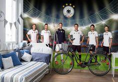 Fototapete DFB - Unsere Nationalmannschaft 01 von wall-art.de