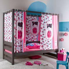 Lit à Baldaquin X En Métal Rose Pink Room Pinterest Pink - Lit baldaquin 90 x 190