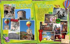 Muppet Vision 3-D - Page 3 - MouseScrappers.com