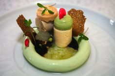 Avocado | Coffee | Citrus | Apple Blossom | Aclla Cress | Made by Syrco Bakker (Pure C resto bar - Lounge) | Young Talents Festival