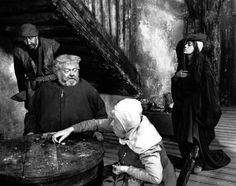 Another still of Orson Welles as Falstaff from his 1965 film, The Chimes At Midnight.