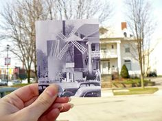 Homecoming decorations at the Chi Omega house from 1948. What have been some of your favorite past Homecoming events?