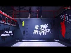 Liben Trampoline Park in Algeria Trampoline Jump, Indoor Playground, Gaming, Youtube, Projects, Interior Design, Log Projects, Videogames, Blue Prints