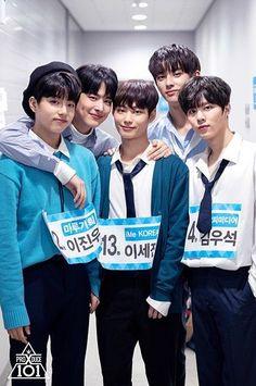 Produce X 101 Fakestagram Up10tion Wooshin, Swing, Ayato, Kpop Merch, My Youth, Produce 101, Ulzzang Boy, Mingyu, Kpop Boy