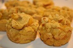 daniel fast corn muffins