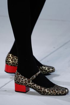 A great season for footwear at Saint Laurent | Fall 2014 Ready-to-Wear Collection | Style.com