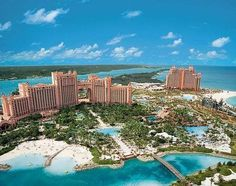 Atlantis Resort on Paradise Island, Bahamas
