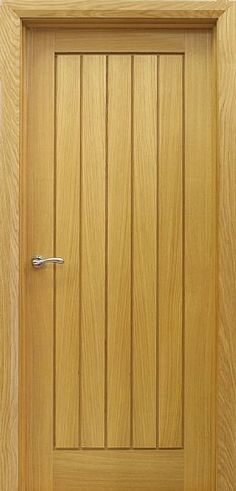 Mexicano A-Grade White Oak Door (40mm) | Internal & Interior Doors | Oak Doors £73 plus VAT