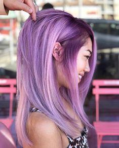 Purple Wig Best Purple Hair Color Temporary Hair Dye For Dark Hair Wit – porjack Hair Color Shades, Hair Color Purple, Types Of Hair Color, Purple Wig, Hot Hair Colors, Dark Purple, Hair Color Highlights, Hair Color Balayage, Bronde Balayage