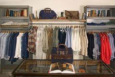 Woolrich shop in shop, New York