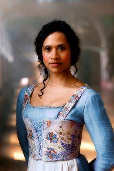 Gwen from Merlin