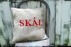 skal  to your health! swedish stamped eco friendly and by ireckon, $24.00