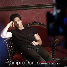 Vampire Diaries Spoilers: Is Damon Still Badass Now That He's in Love