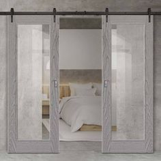 Barn Style Sliding Doors – Page 15 Internal Sliding Doors, Barn Style Sliding Doors, Sliding Door Track, Sliding Door Systems, Traditional Interior, White Doors, Ceiling Height, Contemporary Style, Doors