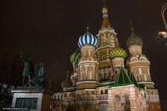 Москва глазами иностранца за 2 дня-Aziz Basil Katedrali
