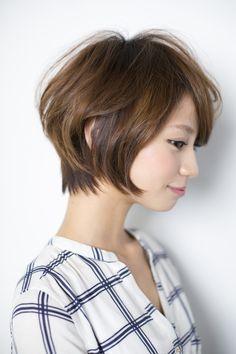 360度どこから見てもキレイな大人ショート 2014 髪型 |GARDEN TOKYO 美容室 店長Jyo 島崎譲の黄金日記(ブログ)