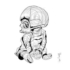 #illustration #inkpen #artistas #mexico
