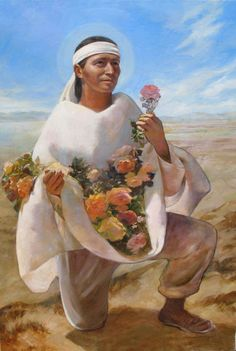 Lessons for all Christians from the indegnous man, St. Juan Diego, chosen by Our Lady of Guadalupe.